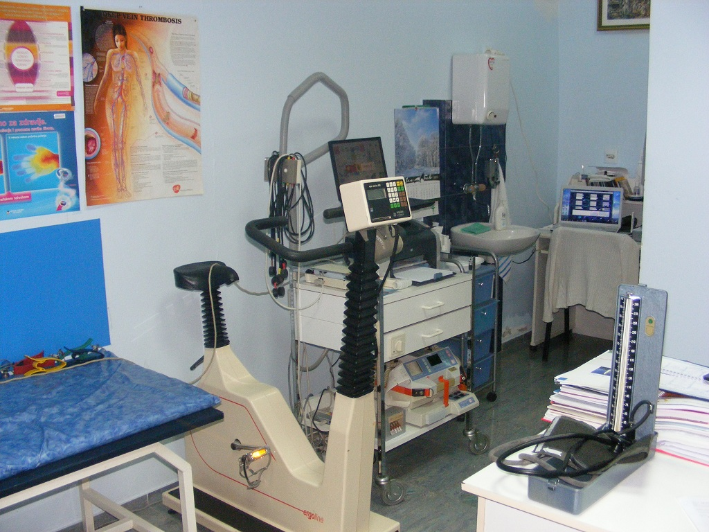 INTERNA CARDIOLOGY DR ZEANA Specialist clinics Vrsac - Photo 5