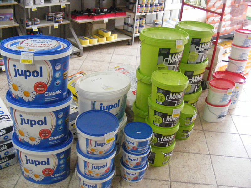 SRAFKO DOO Paints and varnishes Subotica - Photo 12