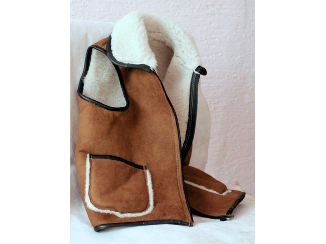 FUR STORE MIROSLAV Leather goods Sid - Photo 1
