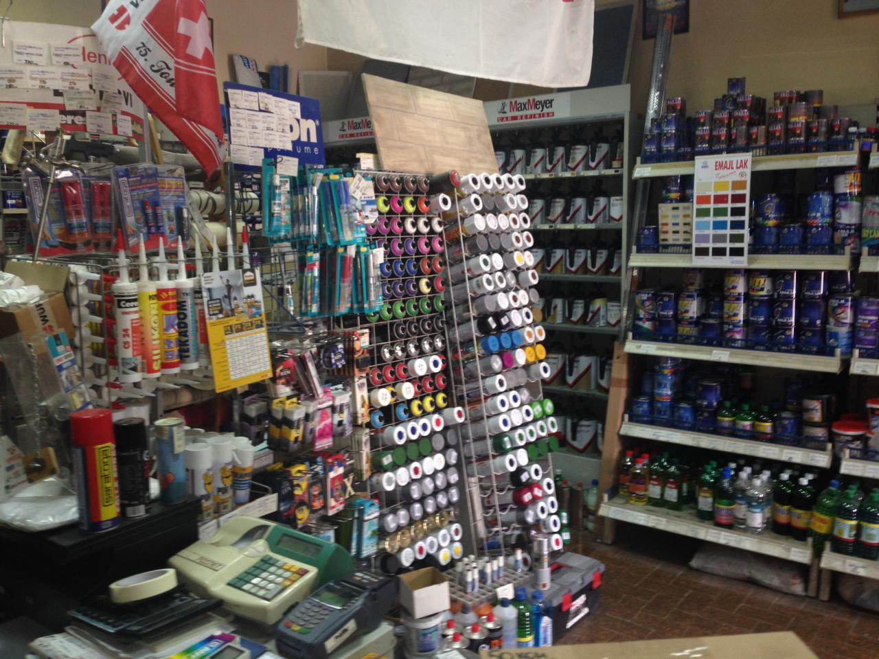 PAINT AND LACQUERS POLITON Paints and varnishes Zajecar - Photo 2