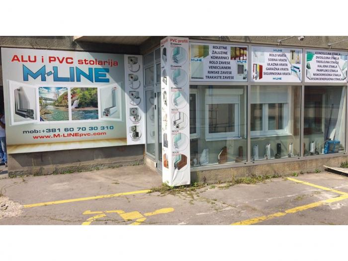 ALUMINIUM AND PVC M - LINE Aluminium, Polyvinyl (p.v.c.) Uzice - Photo 1