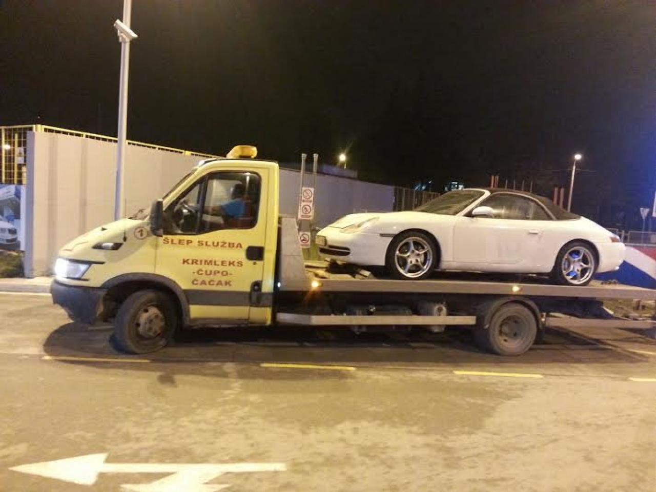KRIMLEKS CUPO DOO Towing services Cacak - Photo 2