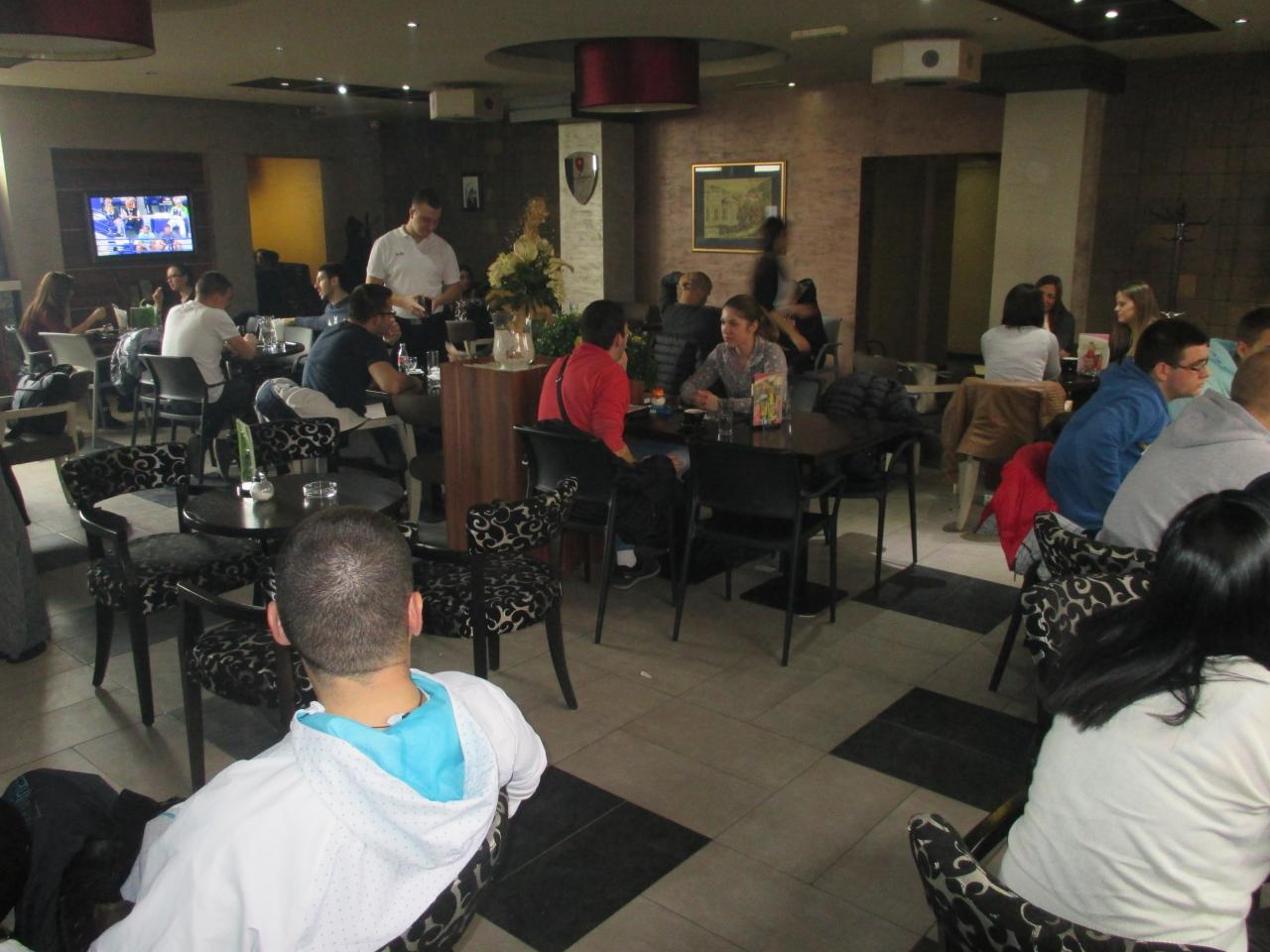 CAFE PIZERIA GOOD TIMES Bars and night-clubs Loznica - Photo 3