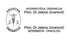 INTERNISTIČKA MEDICINA PRIM DR JELENA JOVANOVIĆ Specijalističke ordinacije Pančevo