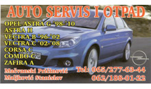 AUTO WASTE SERVICE & USED PARTS MALJKOVIĆ Sabac