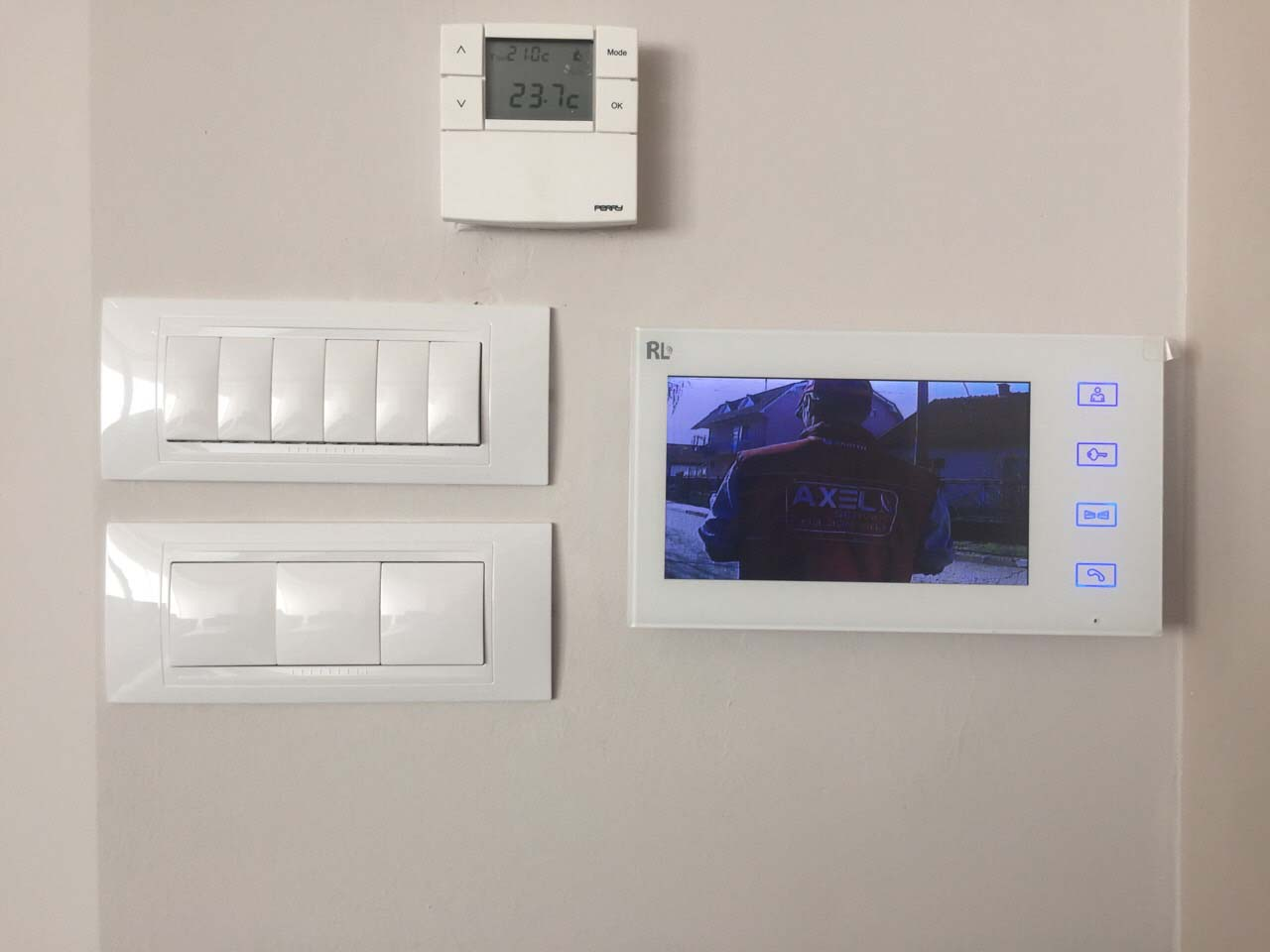 AKSEL SERVICE Security systems Sabac - Photo 5