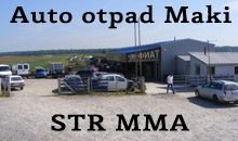 AUTO WASTE MAKI AND STR MMA Sabac