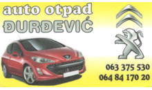 CAR WASTE DJURDJEVIC Sabac
