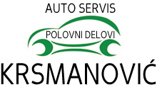 AUTO SERVICE AND VOLKSWAGEN USED PARTS KRSMANOVIC Used car parts Sabac