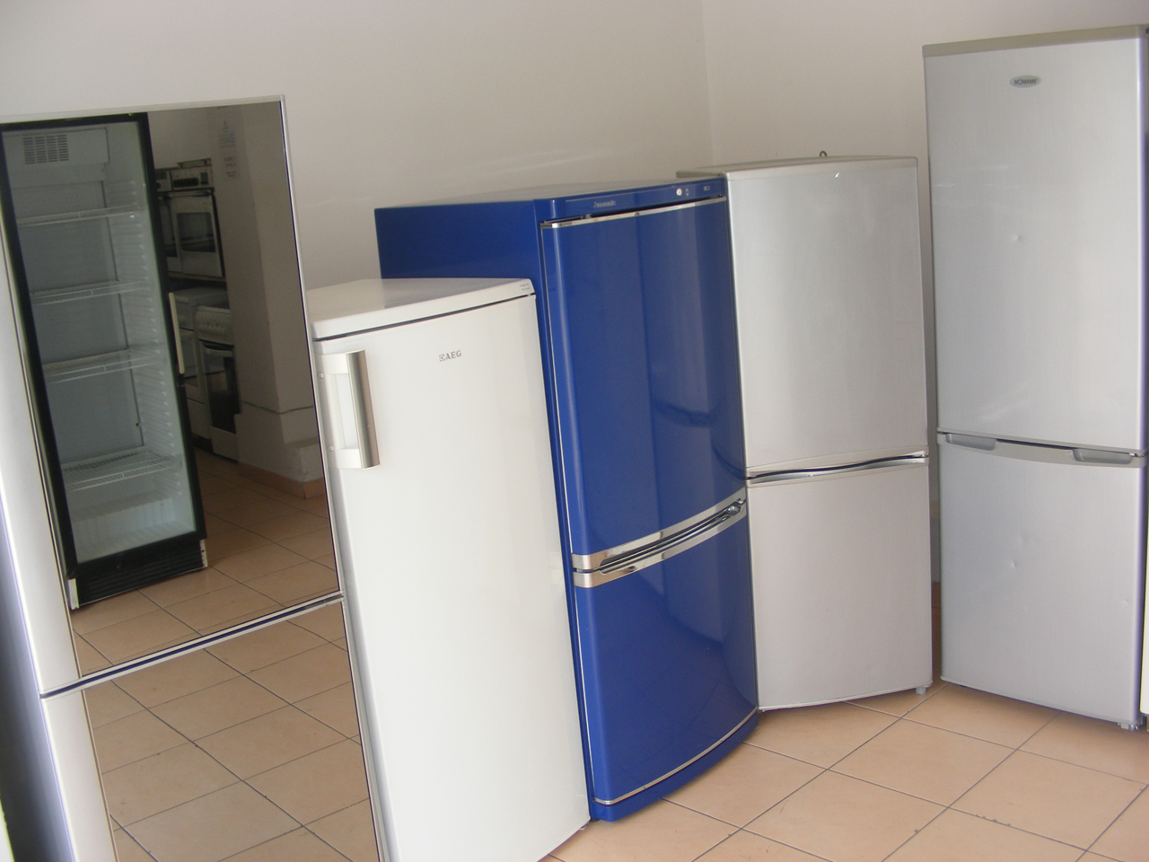 USED WHITE GOODS CAN - COM Electrical equipment, service and sales Pancevo - Photo 3