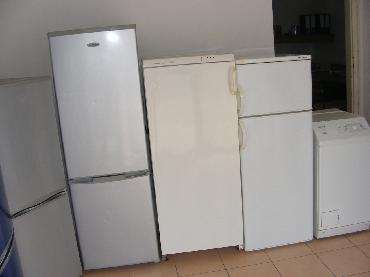 USED WHITE GOODS CAN - COM Electrical equipment, service and sales Pancevo - Photo 5