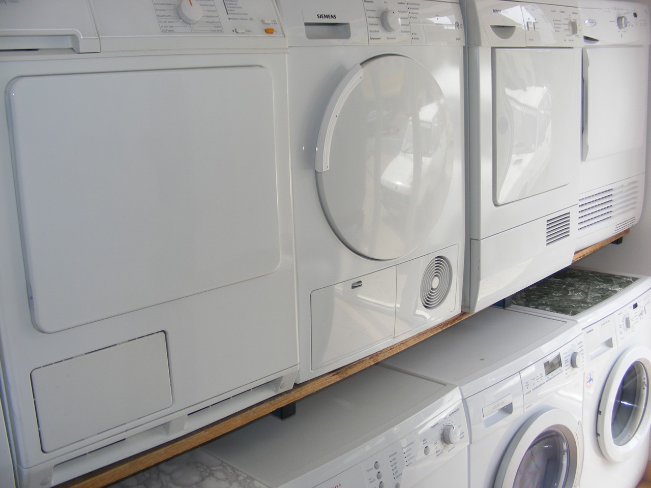 USED WHITE GOODS CAN - COM Electrical equipment, service and sales Pancevo - Photo 6