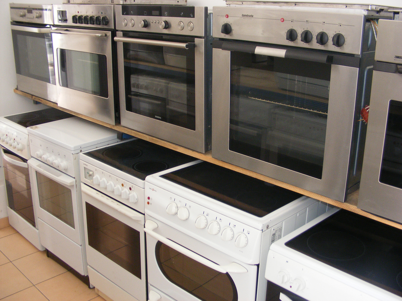 USED WHITE GOODS CAN - COM Electrical equipment, service and sales Pancevo - Photo 9