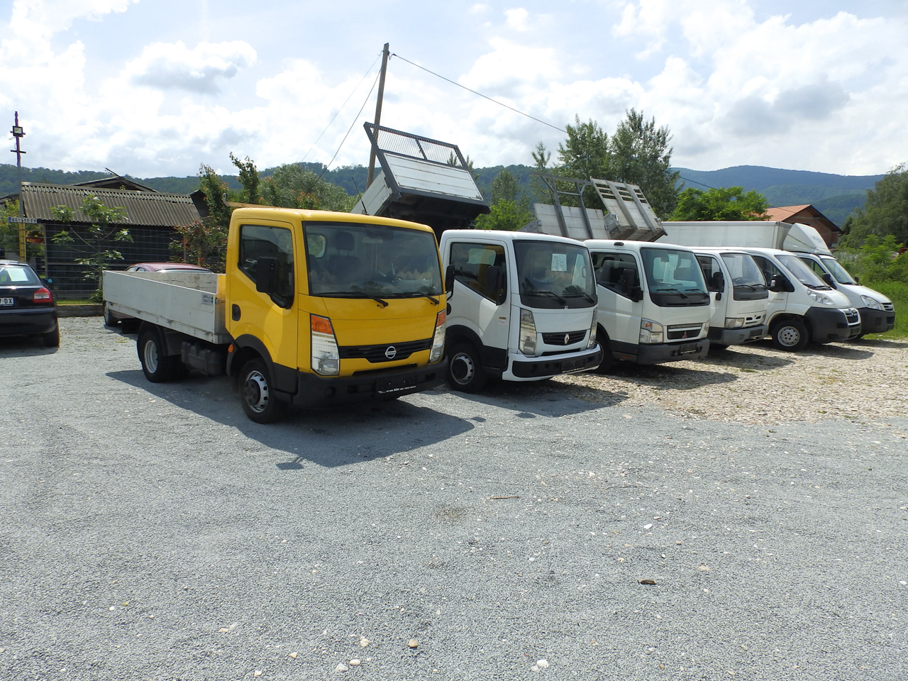 SERVICE TOWING SERVICE AND CAR CENTER GORAN-KEBA Used car parts Loznica - Photo 4