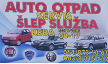 SERVICE TOWING SERVICE AND CAR CENTER GORAN-KEBA Loznica