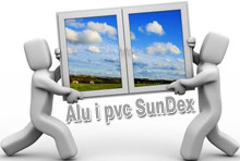 ALU AND PVC SUNDEX Ub