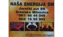 COAL WAREHOUSE OUR ENERGY SM Sremska Mitrovica