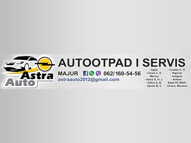 ASTRA AUTO Auto services Sabac - Photo 1