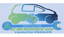 AC GM KOVAČEVIĆ DOO Auto servisi Gornji Milanovac