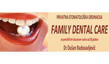 STOMATOLOŠKA ORDINACIJA FAMILY DENTAL CARE Požarevac