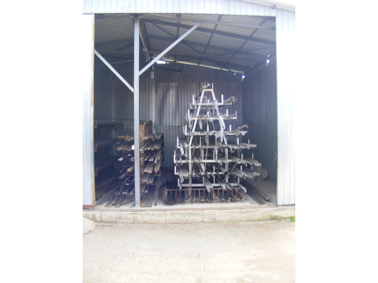 ZTR PENEMA Stovarišta, građevinski materijal Ruma