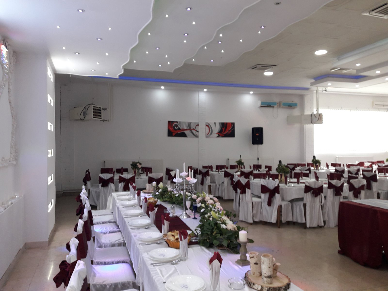 GRAND HALL KACAREVO AND CAFFE GRILL TICINO Renting halls Pancevo - Photo 11
