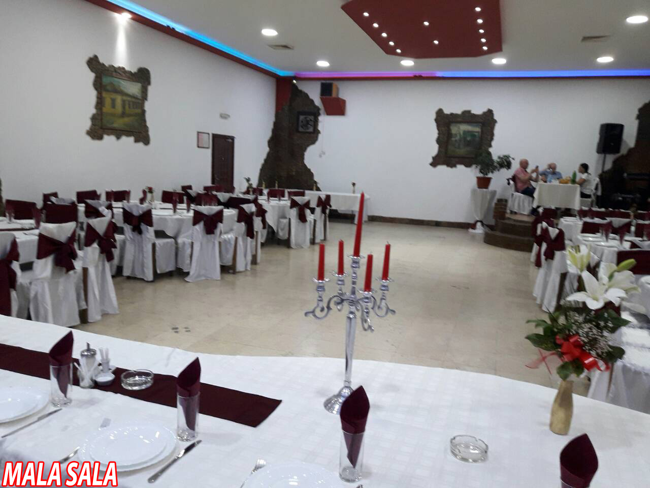 GRAND HALL KACAREVO AND CAFFE GRILL TICINO Renting halls Pancevo - Photo 2