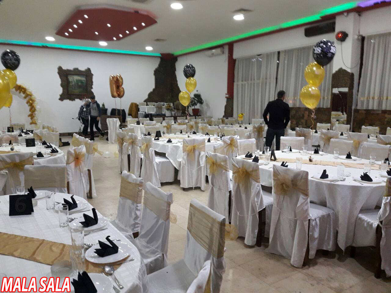 GRAND HALL KACAREVO AND CAFFE GRILL TICINO Renting halls Pancevo - Photo 3
