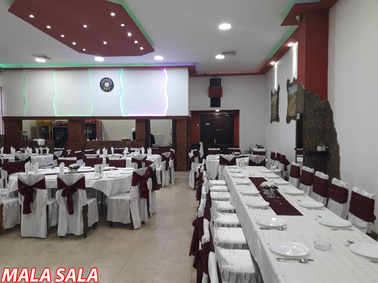 GRAND HALL KACAREVO AND CAFFE GRILL TICINO Renting halls Pancevo - Photo 4
