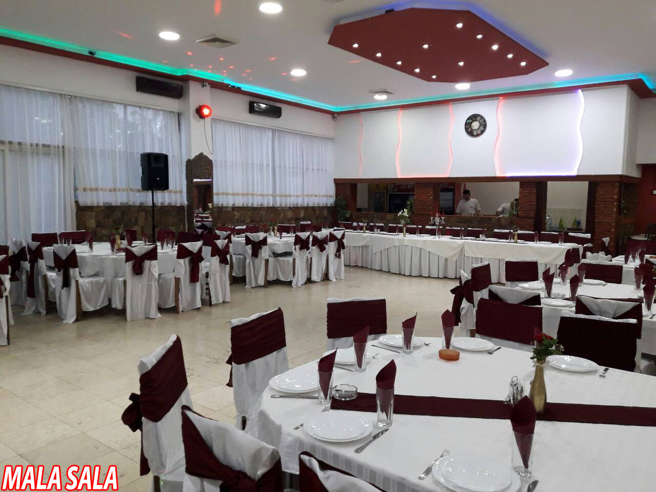 GRAND HALL KACAREVO AND CAFFE GRILL TICINO Renting halls Pancevo - Photo 5