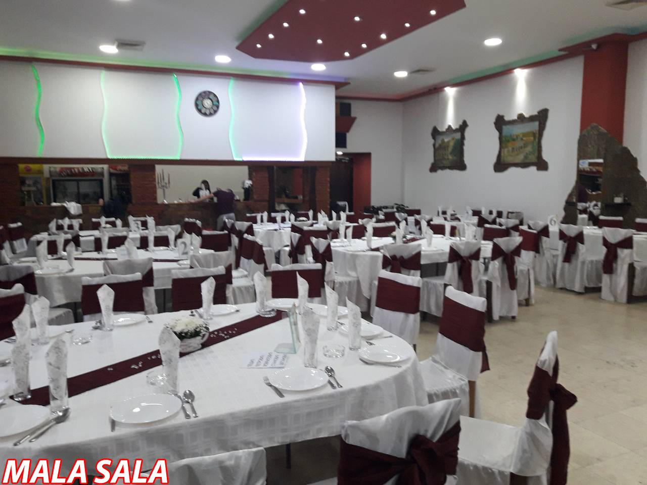 GRAND HALL KACAREVO AND CAFFE GRILL TICINO Renting halls Pancevo - Photo 6