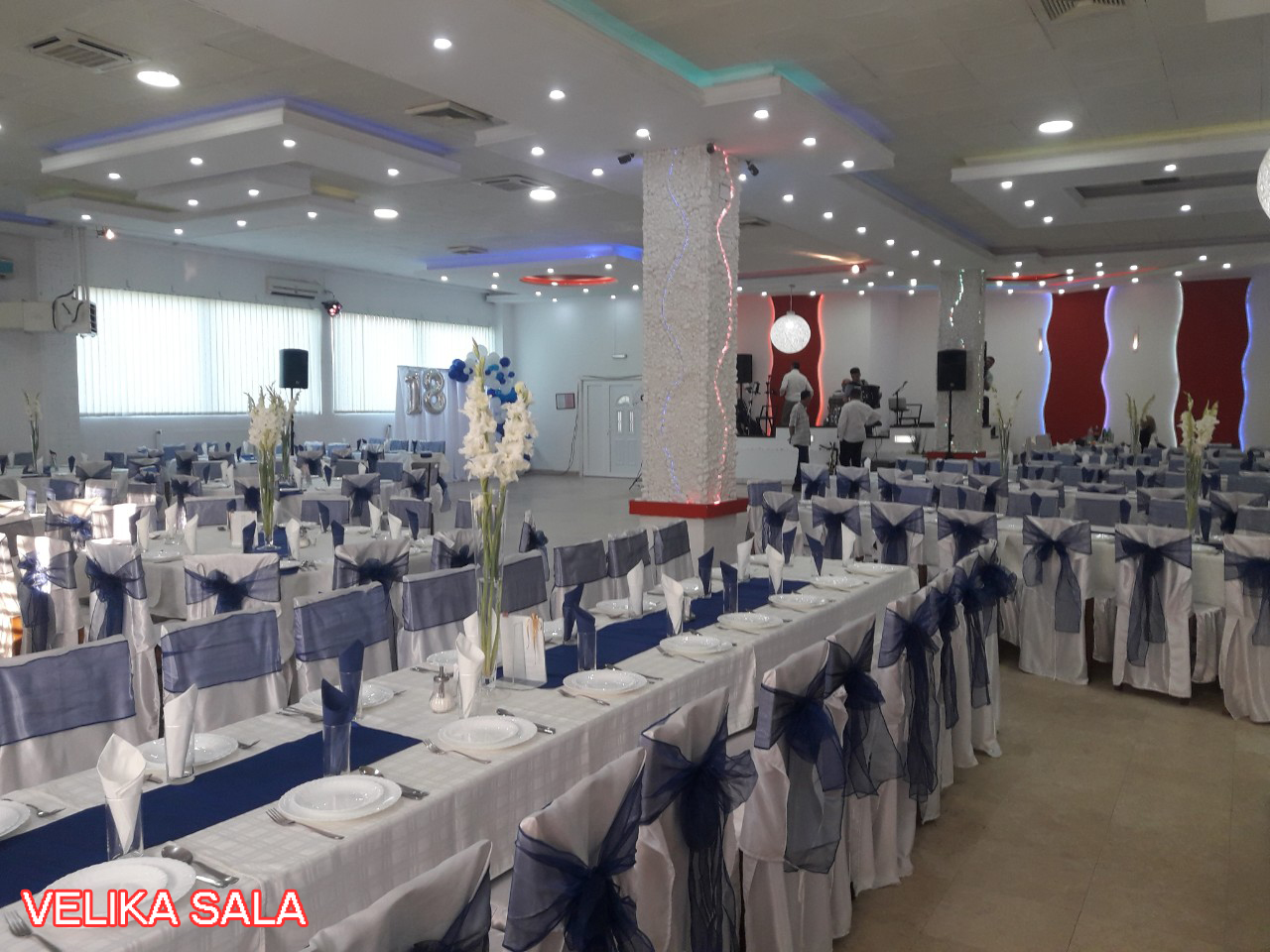 GRAND HALL KACAREVO AND CAFFE GRILL TICINO Renting halls Pancevo - Photo 7
