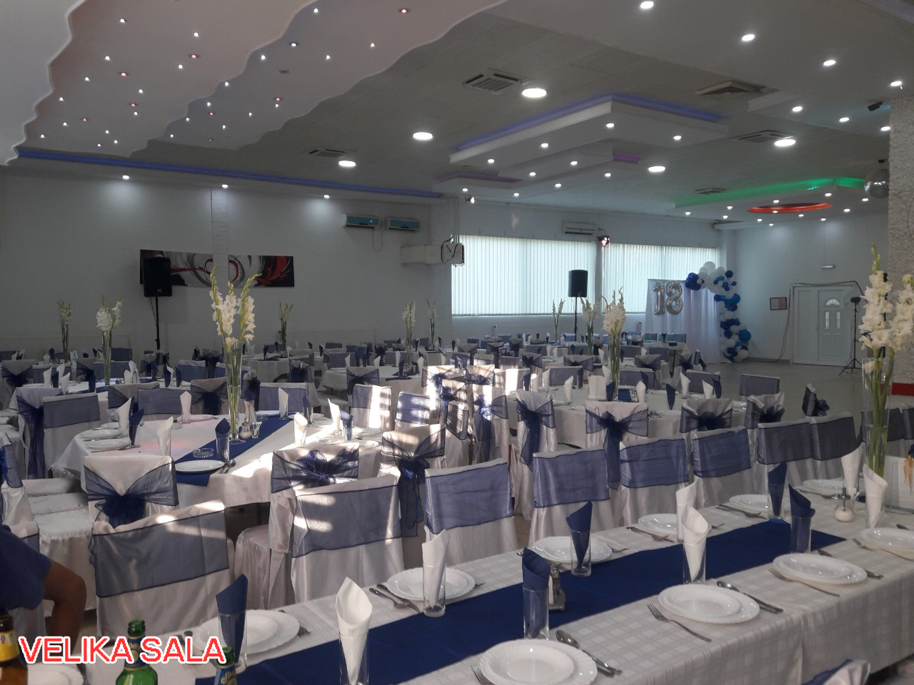 GRAND HALL KACAREVO AND CAFFE GRILL TICINO Renting halls Pancevo - Photo 8