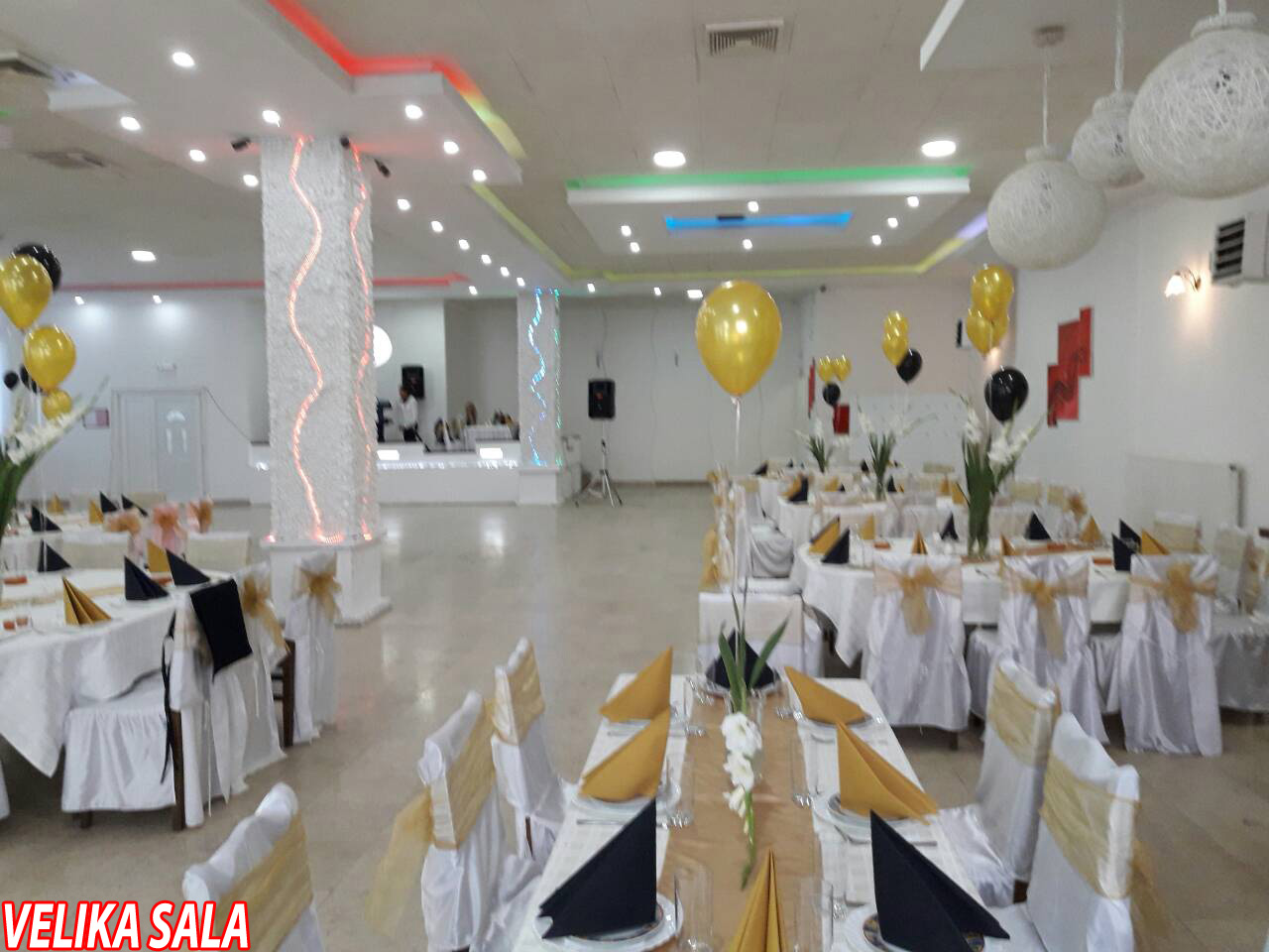 GRAND HALL KACAREVO AND CAFFE GRILL TICINO Renting halls Pancevo - Photo 9