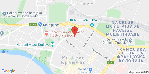 TOWING SERVICE AND RENT A CAR BANE, 14 Heroja Maricica st., Kraljevo