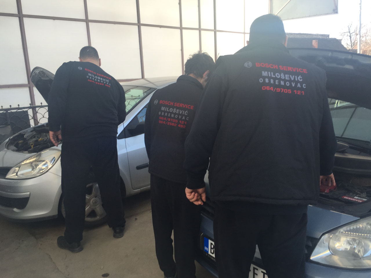 DIZEL SERVIS MILOŠEVIĆ Auto servisi Obrenovac