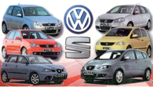 CAR PARTS VW POLO LUPO FOX Sabac