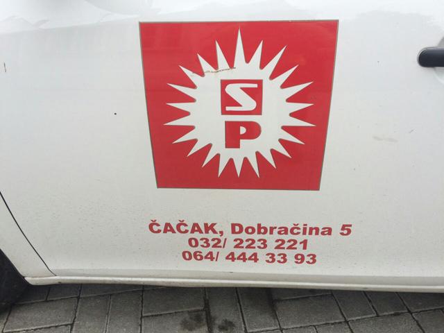 STAKLOPAN PLUS 29 Auto stakla Čačak