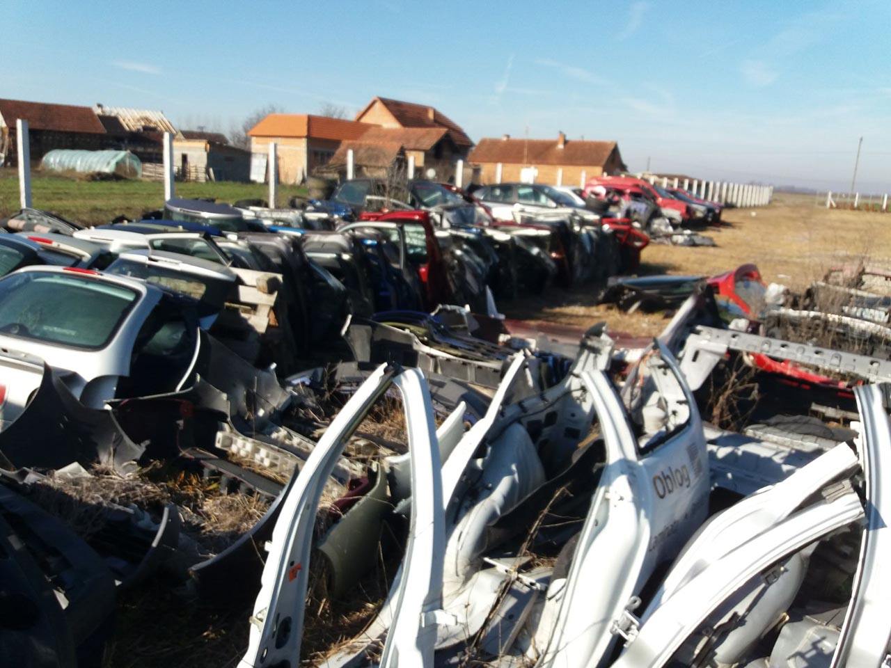 CAR  ZILE 015 Car scrapyards Sabac - Photo 7