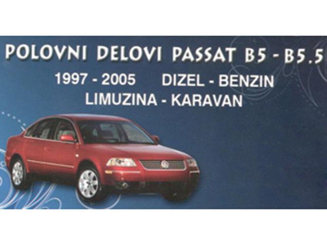 AUTO DELOVI PASAT Polovni auto delovi Šabac