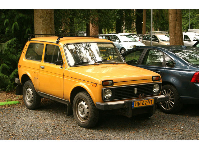 CAR WASTE LADA NIVA Towing services Gornji Milanovac - Photo 1
