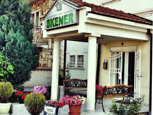 DIAGNOSTIC CENTER SCANNER Diagnostics centers Novi Pazar