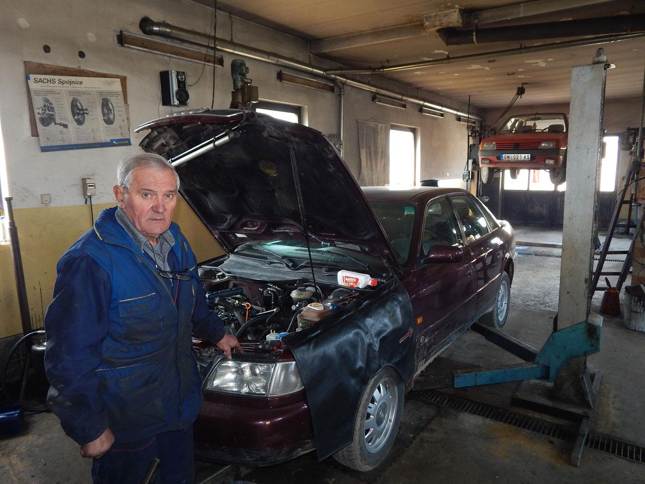 AUTO SERVIS RAĆO Auto servisi Gornji Milanovac