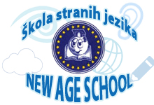SCHOOL OF FOREIGN LANGUAGES NEW AGE SCHOOL Zrenjanin