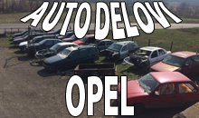 CAR PARTS OPEL Arandjelovac