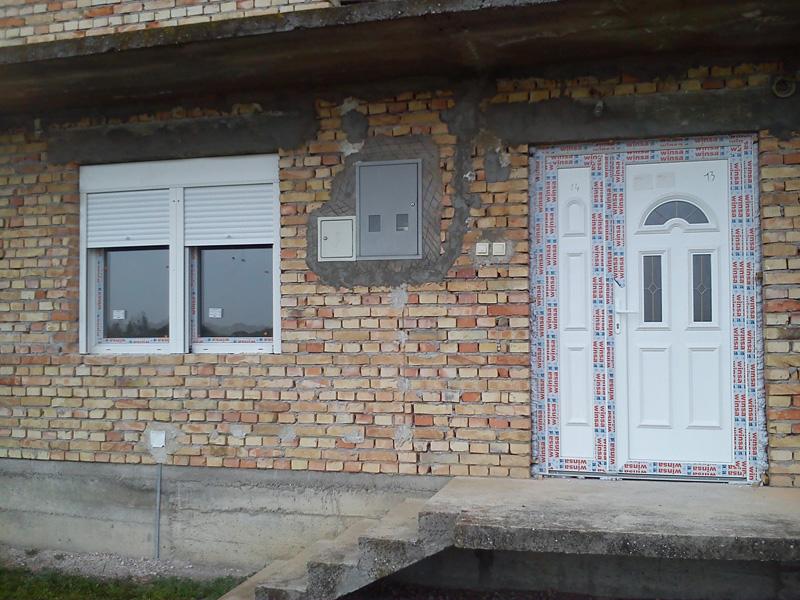 ALU I PVC STOLARIJA ALBA SYSTEM Aluminijum i PVC Sremska Mitrovica