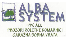 ALU AND PVC JOINERY ALBA SYSTEM Sremska Mitrovica