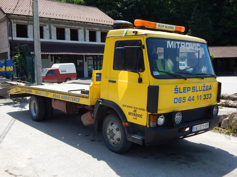 CAR SERVICE AND TOWING SERVICE AE MITROVIC Auto services Ljig - Photo 2