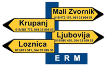 DRIVING SCHOOL ERM PLUS Loznica