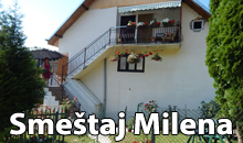 ACCOMMODATION MILENA Gornja Trepca